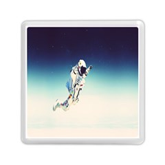 Astronaut Memory Card Reader (square)