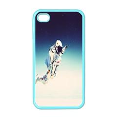 astronaut Apple iPhone 4 Case (Color)