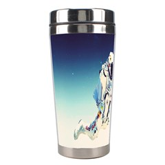 astronaut Stainless Steel Travel Tumblers