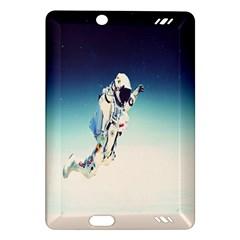 astronaut Amazon Kindle Fire HD (2013) Hardshell Case