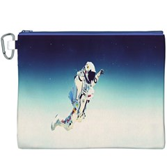 astronaut Canvas Cosmetic Bag (XXXL)
