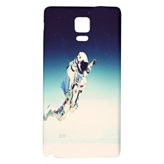 astronaut Galaxy Note 4 Back Case