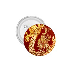 Fabric Pattern Dragon Embroidery Texture 1.75  Buttons