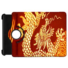 Fabric Pattern Dragon Embroidery Texture Kindle Fire HD 7