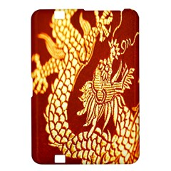 Fabric Pattern Dragon Embroidery Texture Kindle Fire HD 8.9