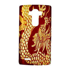 Fabric Pattern Dragon Embroidery Texture LG G4 Hardshell Case