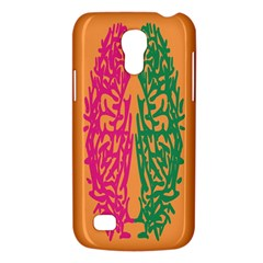 Brian Pink Green Orange Smart Galaxy S4 Mini
