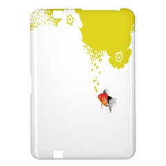 Fish Underwater Yellow White Kindle Fire HD 8.9