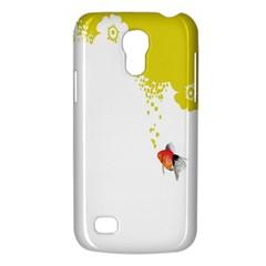 Fish Underwater Yellow White Galaxy S4 Mini