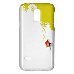 Fish Underwater Yellow White Galaxy S5 Mini