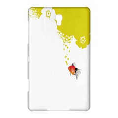 Fish Underwater Yellow White Samsung Galaxy Tab S (8 4 ) Hardshell Case