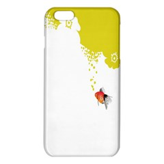 Fish Underwater Yellow White Iphone 6 Plus/6s Plus Tpu Case