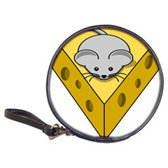 Cheese Mose Yellow Grey Classic 20 Cd Wallets