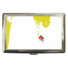 Fish Underwater Yellow White Cigarette Money Cases