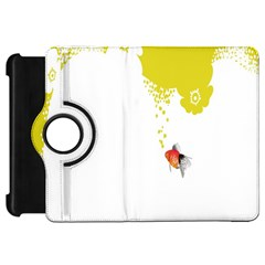 Fish Underwater Yellow White Kindle Fire HD 7