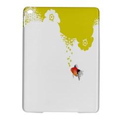 Fish Underwater Yellow White iPad Air 2 Hardshell Cases