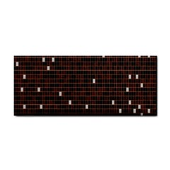 Cubes Small Background Cosmetic Storage Cases