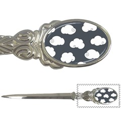 Cloud White Gray Sky Letter Openers