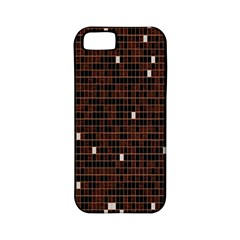 Cubes Small Background Apple iPhone 5 Classic Hardshell Case (PC+Silicone)