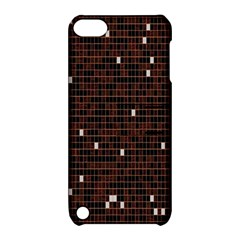 Cubes Small Background Apple Ipod Touch 5 Hardshell Case With Stand