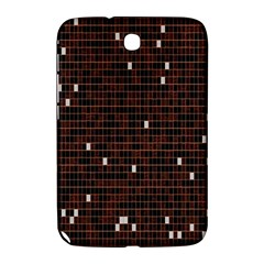 Cubes Small Background Samsung Galaxy Note 8.0 N5100 Hardshell Case
