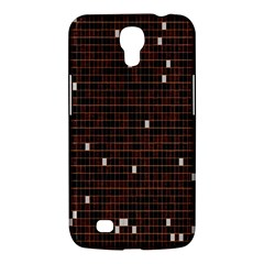 Cubes Small Background Samsung Galaxy Mega 6.3  I9200 Hardshell Case