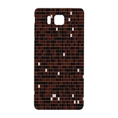 Cubes Small Background Samsung Galaxy Alpha Hardshell Back Case