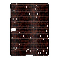 Cubes Small Background Samsung Galaxy Tab S (10.5 ) Hardshell Case