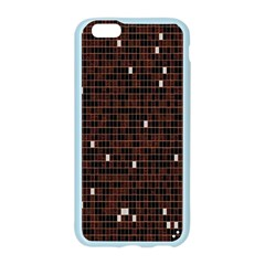 Cubes Small Background Apple Seamless iPhone 6/6S Case (Color)