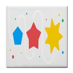 Evolution Jumsoft Star Tile Coasters