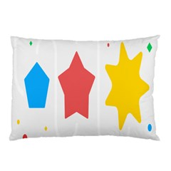 Evolution Jumsoft Star Pillow Case