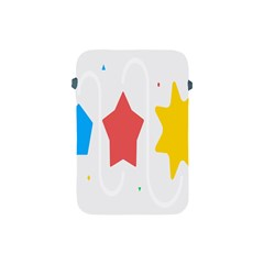 Evolution Jumsoft Star Apple iPad Mini Protective Soft Cases