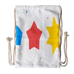Evolution Jumsoft Star Drawstring Bag (Large)