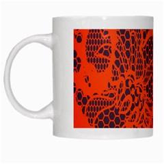 Enlarge Orange Purple White Mugs