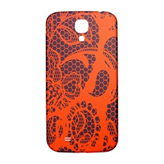 Enlarge Orange Purple Samsung Galaxy S4 I9500/I9505  Hardshell Back Case