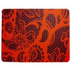 Enlarge Orange Purple Jigsaw Puzzle Photo Stand (Rectangular)