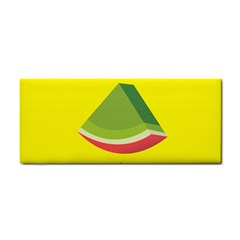 Fruit Melon Sweet Yellow Green White Red Cosmetic Storage Cases