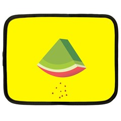 Fruit Melon Sweet Yellow Green White Red Netbook Case (XL)