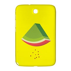 Fruit Melon Sweet Yellow Green White Red Samsung Galaxy Note 8.0 N5100 Hardshell Case