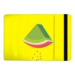 Fruit Melon Sweet Yellow Green White Red Samsung Galaxy Tab Pro 10.1  Flip Case