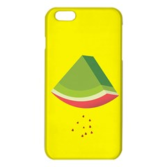 Fruit Melon Sweet Yellow Green White Red Iphone 6 Plus/6s Plus Tpu Case