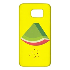Fruit Melon Sweet Yellow Green White Red Galaxy S6