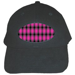 Cell Background Pink Surface Black Cap