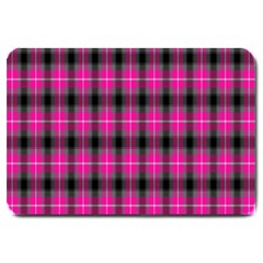 Cell Background Pink Surface Large Doormat