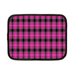 Cell Background Pink Surface Netbook Case (Small)  Front