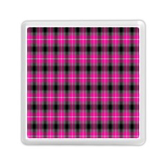 Cell Background Pink Surface Memory Card Reader (Square)