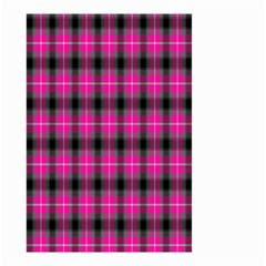 Cell Background Pink Surface Small Garden Flag (Two Sides)