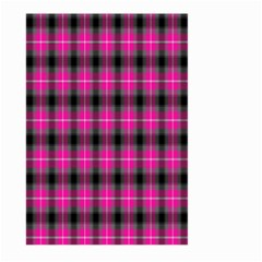Cell Background Pink Surface Large Garden Flag (Two Sides)