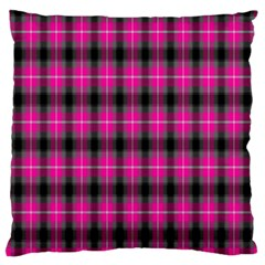 Cell Background Pink Surface Large Cushion Case (One Side)
