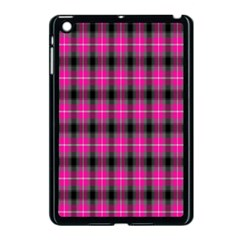 Cell Background Pink Surface Apple iPad Mini Case (Black)